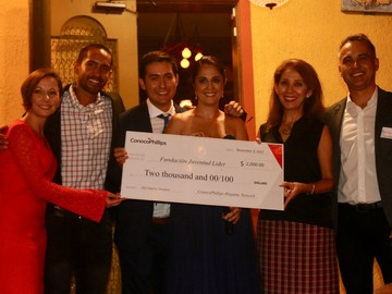 A very Sucessfull  First Fundraising Gala Event in Houston