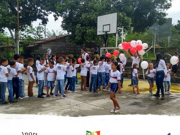 Started Passes of Hope Program-Palmeritos in the Catatumbo Region of Colombia