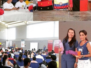 Launched The First Parent School in Colombia