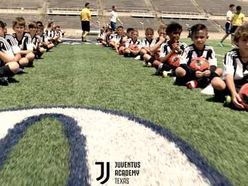Partership with Juventus Academy Houston